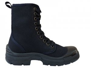 Security canvas boots Image