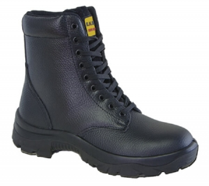 Kaliber cronos leather security boots Image
