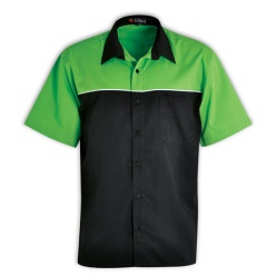 two tone racing shirt Image