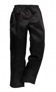 Chef trouser black Image