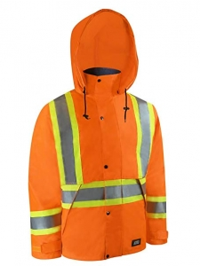 High visibility parker jackets Image