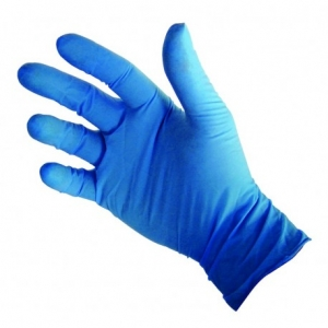 latex powdered gloves Image