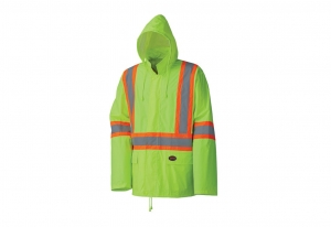 reflective rainsuit high visibility Image