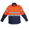 shaft safety long sleeved vest Image