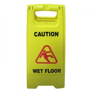 wet floor signs Image