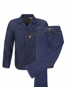 denim conti suits 2 piece Image