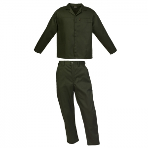 Acid olive green conti suits 2 pc Image